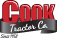 Cook Tractor Co logo