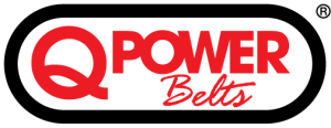 Q-Power Belts Logo